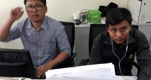 ميانمار - تمديد احتجاز صحفيين يعملان لصالح
