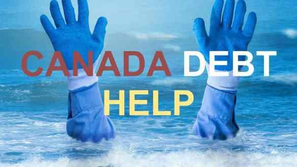 canada debt help