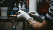 tattooing equipments
