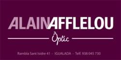 Alain Afflelou - Patrocinador Oficial de l'Igualada Rock City