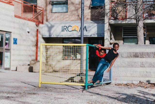 IRCOM Ellen children