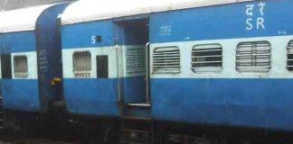 Linen Trolleys in Trains by Indian Railway