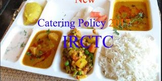 Catering Policy by IRCTC