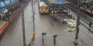 Mumbai Rain : Train Updates