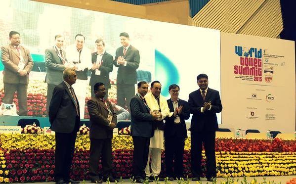 WTO presents sanitation Hall of Fame Award to BRAC