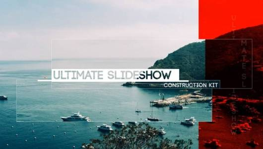 ultimate slideshow kit-adobe-after-effects-template