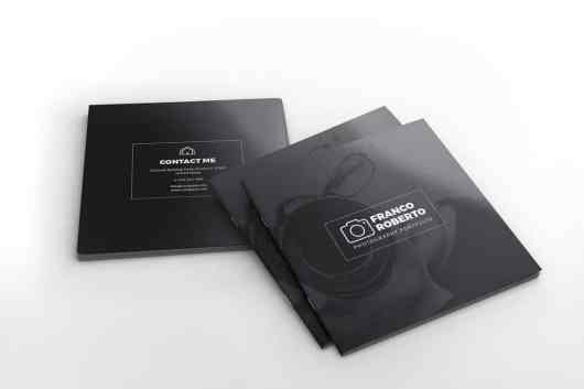 Photography Brochure Template