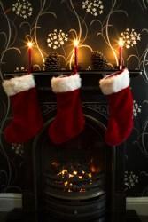 Origine des chaussettes de Noël