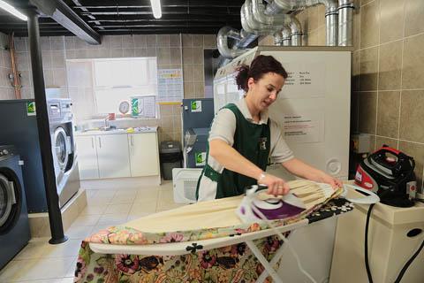IRD Duhallow Community Laundry