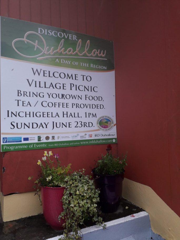 Inchigeela village picnic 2019