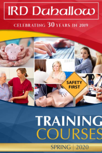 Training Courses Spring 2020Welcome to IRD Duhallow