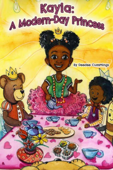 Kayla: A Modern-Day Princess by Deedee Cummings