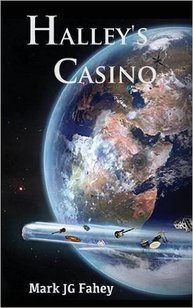 Halley's Casino by Mark JG Fahey