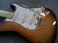 2010 Fender American Standard Stratocaster - Sienna Sunburst Maple - I Really Like Guitars