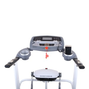 Miami M2 Motorized Treadmill 12