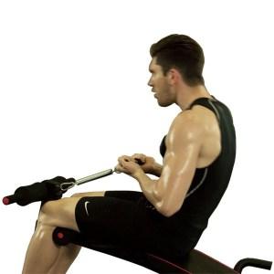 iReborn Sit-Up Bench 30