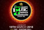 Brong Ahafo Music Awards Launched in Sunyani