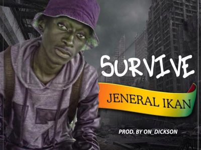Download: Jeneral Ikan - Survive (Prod ON Dickson)