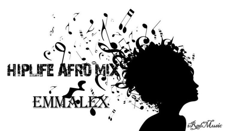 Download Hot DJ Music Mix: HipLife Afro Mix by Emmalex