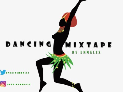 Download Hot Hiplife Dancing Mixtape by Emmalex