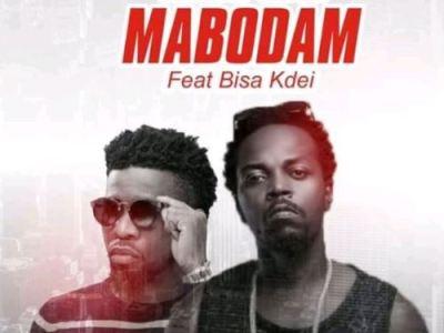 Download Kwaw Kese ft Bisa Kdei – Mabodam (Prod Bisa Kdei)