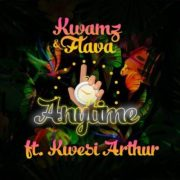 Download Kwamz & Flava Ft. Kwesi Arthur – Anytime