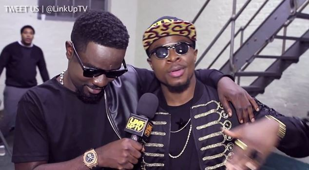 Download Music: Fuse ODG Ft Sarkodie - Sweetie Adwoa