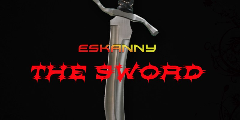 Download Music: Eskanny - The Sword (Mixed by Ekay)