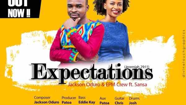 Download Jackson Oduro & EPM Crew ft Sansa - Expectation