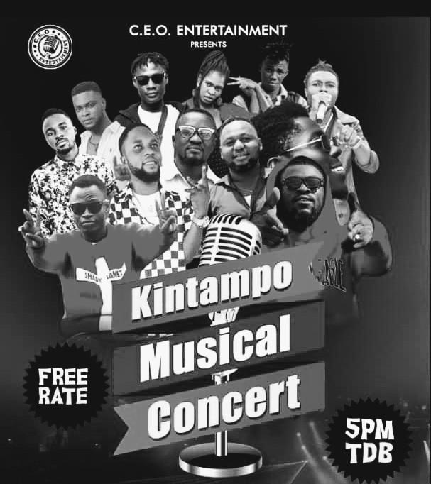 Download DJ Mix: Kintampo Musical Concert Mixtape Vol 1