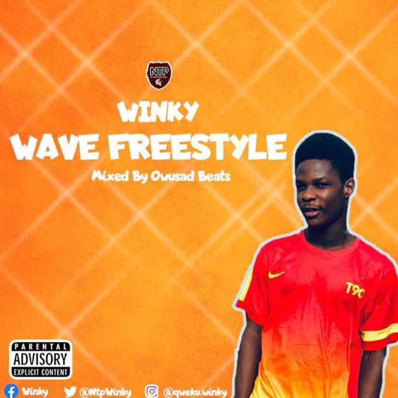 Download Music: Winky - Wave Freestyle (Mixed by Owusad Beatz)
