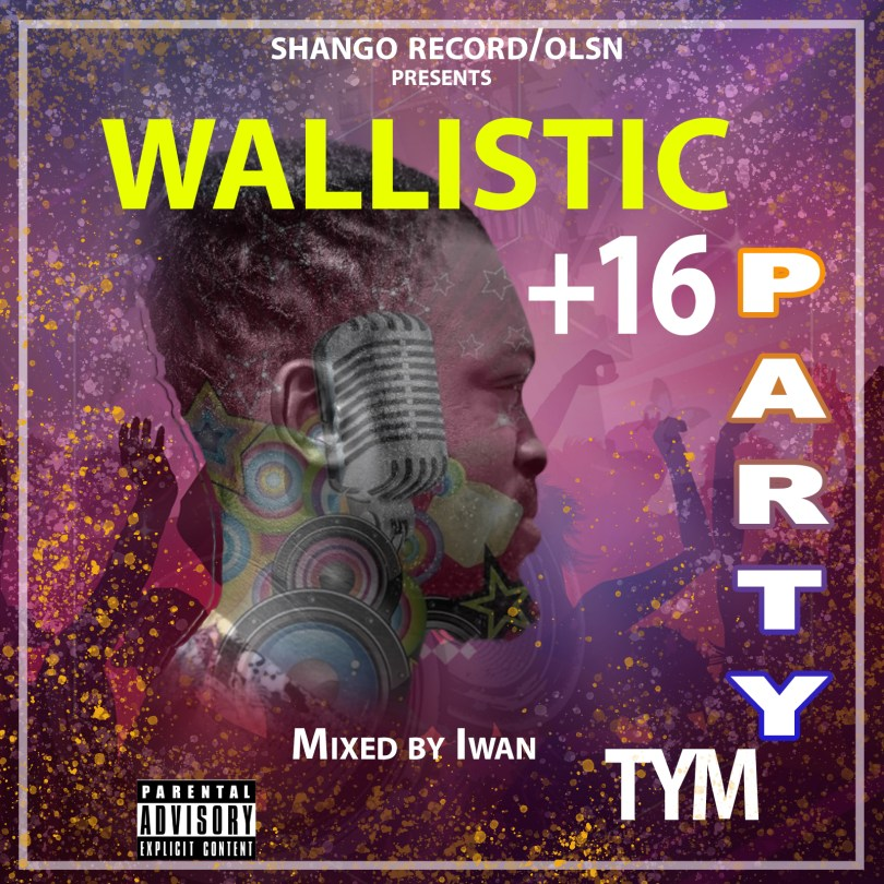 Download Music: Wallistic - Party Tym (+16) (Mixed By Iwan)