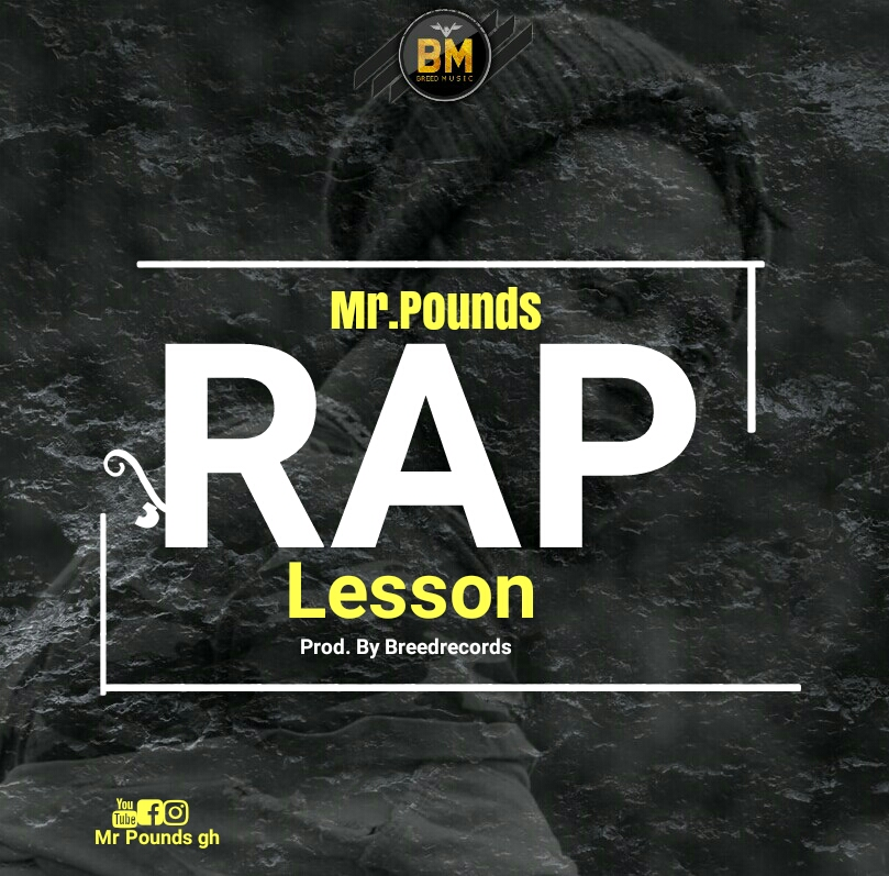 Download Music: Mr Pounds - Rap Lesson (Prod Breed Records)