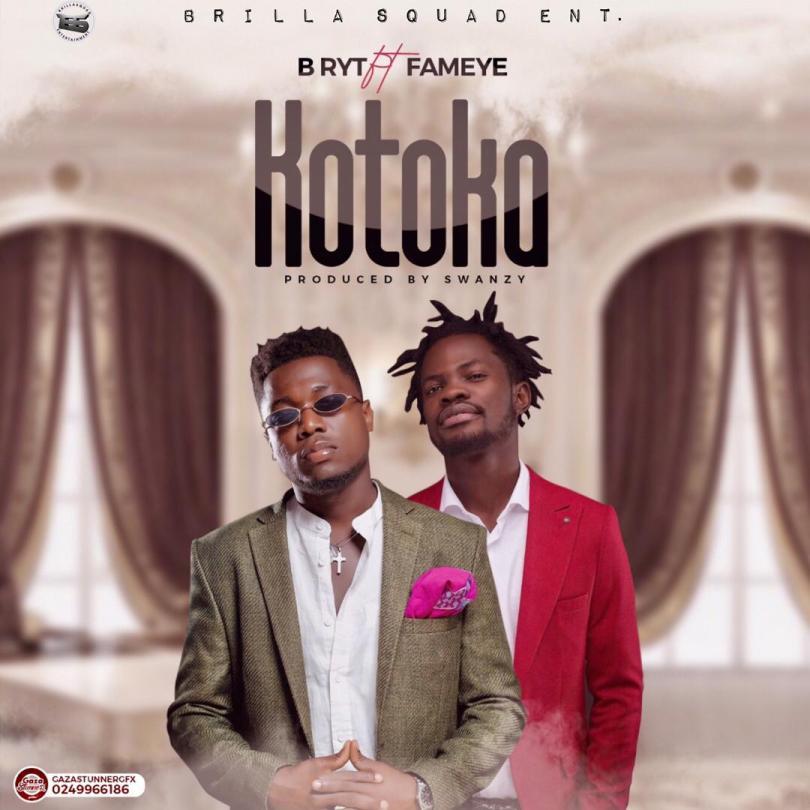 Download Music: B Ryt Ft Fameye - Kotoka (Prod Swanzy)