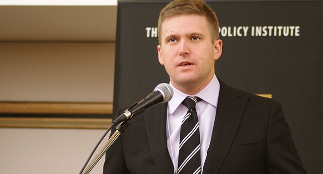Who is Richard Spencer? ⋆ IREH...