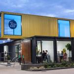 Inside Northern Ireland S First Ever Shipping Container Restaurant