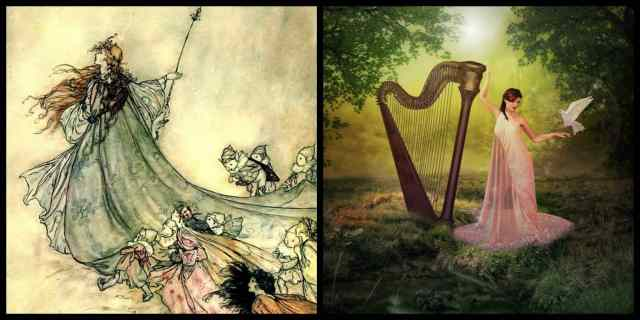 The 26 most famous MYTHS and LEGENDS from Irish folklore