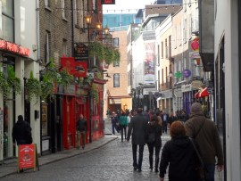 Temple Bar By Day Image