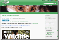 The Irish Wildlife Trust