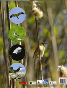Bird Habitats in Ireland, Back Cover