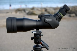 Vanguard Endeavor HD spotting scope