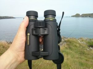 Win a pair of top-quality Vanguard binoculars
