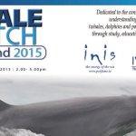 Whale Watch Ireland 2015