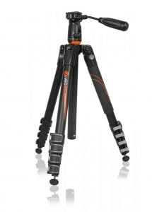 VEO235AP -- impressive travel tripod from Vanguard