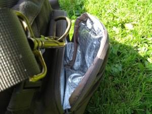 Endeavor Series insulated food pocket