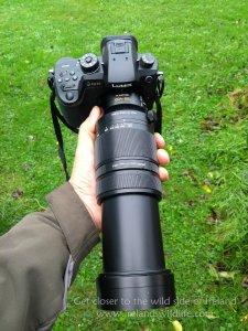 GH5 100-400 full zoom