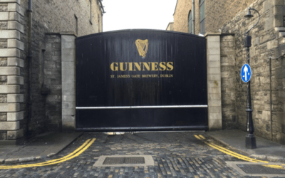 The Guinness Storehouse Facts