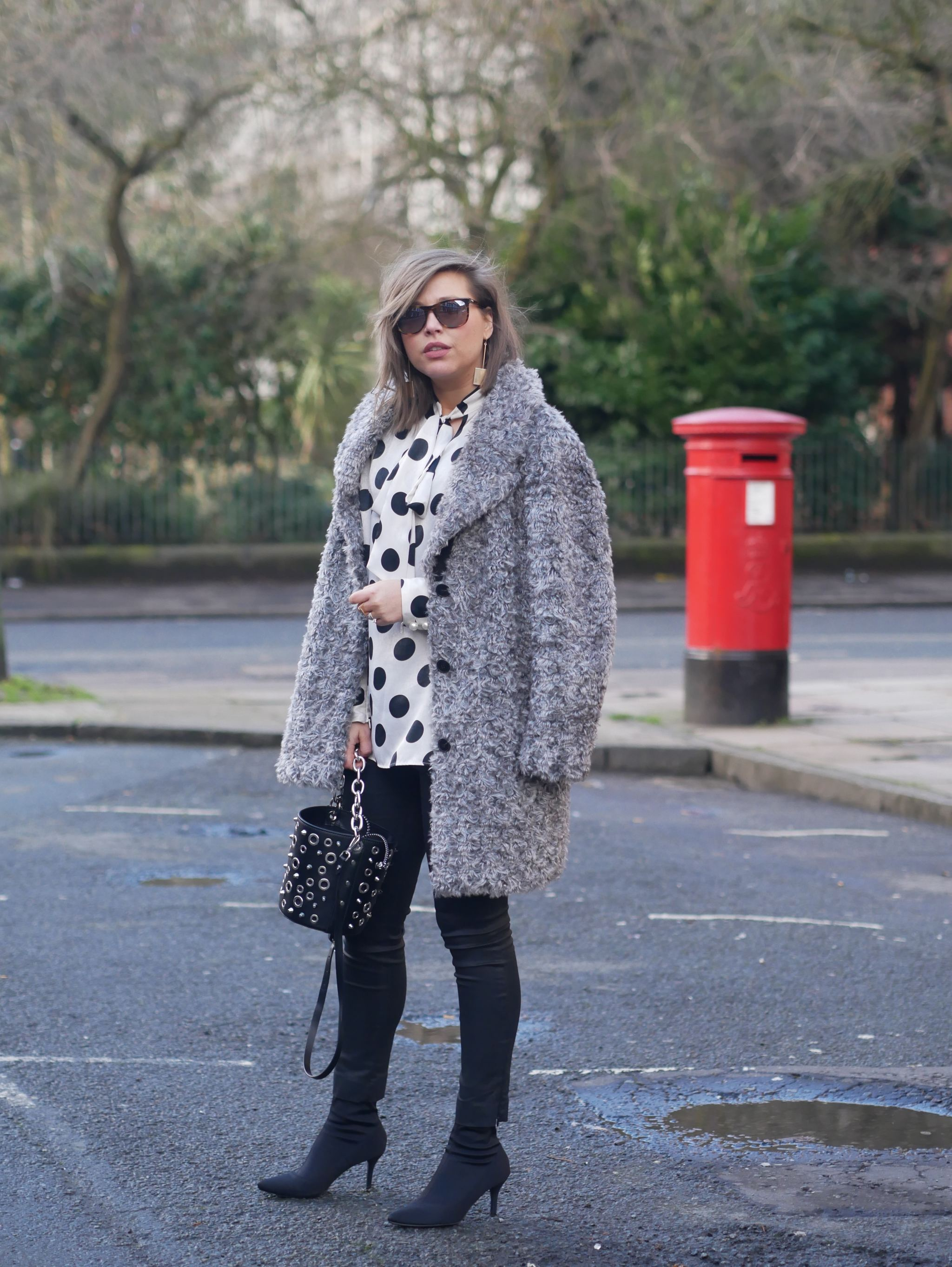 manchester fashion blogger , fashion style, zara coat, sock boots