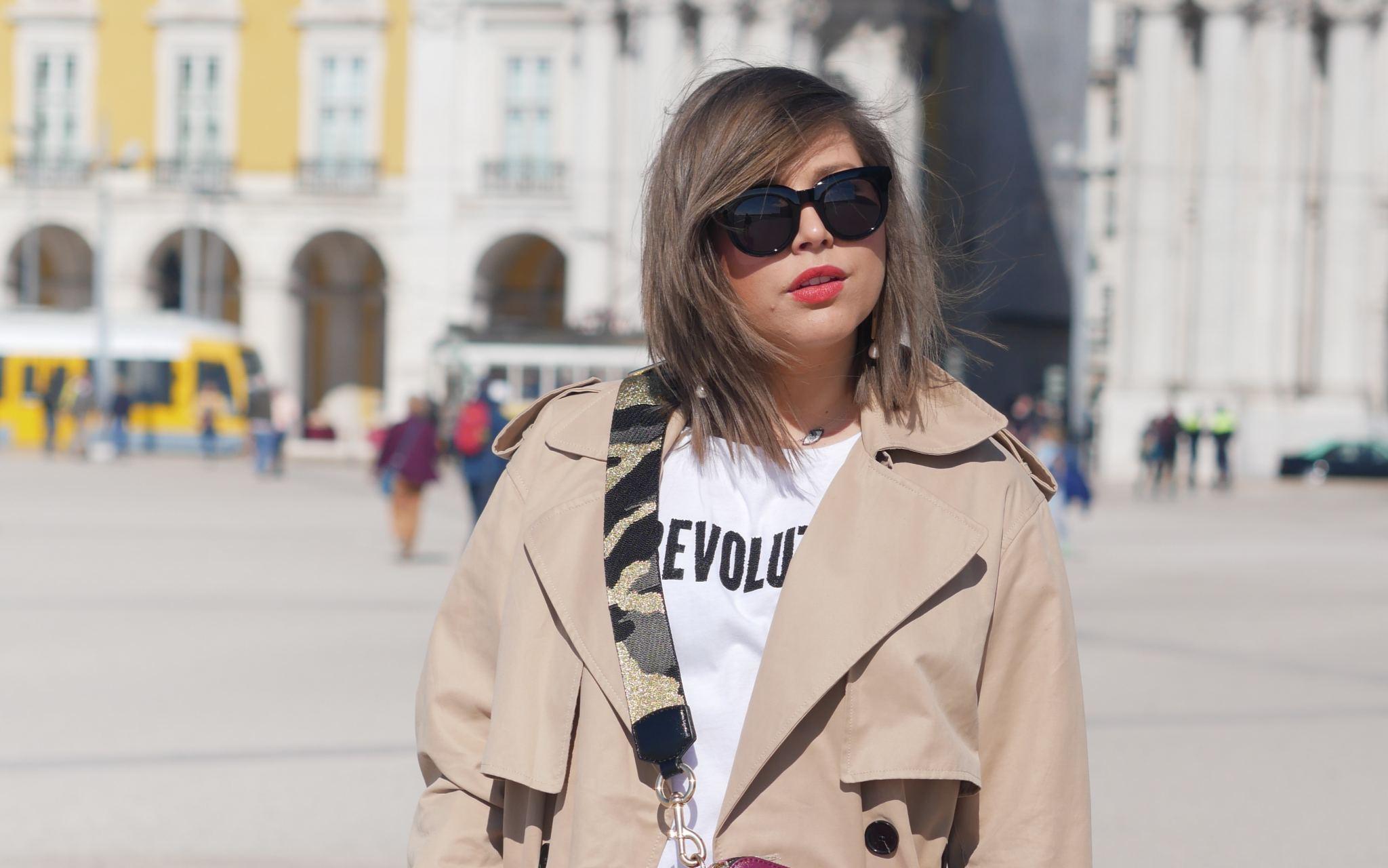 manchester fashion blogger , manchester , oversized trench , marc jacobs bag, manchester fashion bloggers