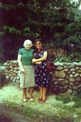 Irena with Tusia Steinert_6110710419_o